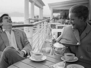 Every Story is a Love Story #3 - Alain Delon e Romy Schneider