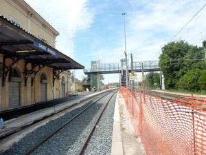 Gares TER dans Marseille et connexions RTM