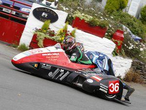 F2 side car world trophy....Remy et Frédérique parmi les favoris.