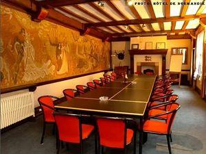 Hôtel de Normandie à Evreux