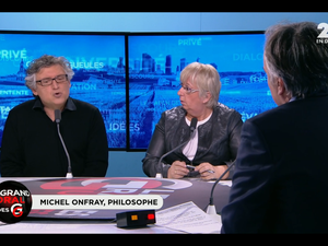 Michel Onfray - Le Grand Oral des GG (RMC - BFM TV) - 11.01.2017 - &quot&#x3B;Décadence&quot&#x3B;