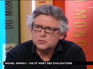 Michel Onfray - La Grande Librairie (France 5) - 19.01.2017 - Décadence