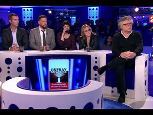 Michel Onfray - On n'est pas couché (ONPC - France 2) - 11.02.2017 - &quot&#x3B;Décadence&quot&#x3B;