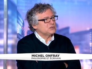 Michel Onfray - L'invité de LCI Matin (LCI) - 07.06.2017 - &quot&#x3B;La cour des miracles&quot&#x3B;