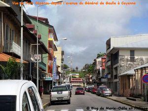 Le Fort Cépérou à Cayenne