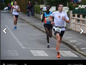 Foulées de Domloup, triathlons de Rennes et Taden, dua de St Jean de Monts