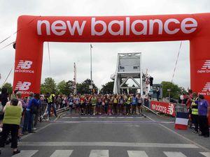 Deux semi-marathon: 1h10 au Mans et 1h11 à Caen