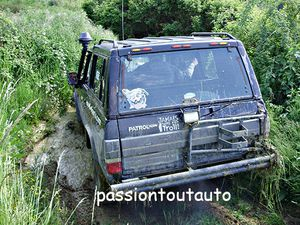 Le Nissan Patrol