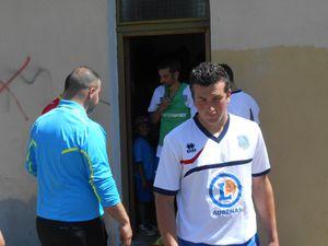 L'équipe première et les entraîneurs, Régis Dusserre, Michel Imbréa