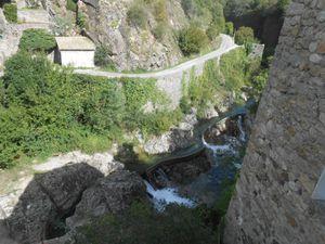 Le canal remis en eau