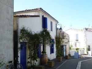 Mornac sur Seudre : un village découvert cet été