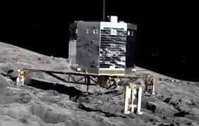 Bravo: Philae s'est posé sur la comète!