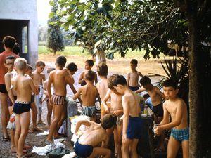 Maxéville: nos colonies de vacances à Manerba... (4)
