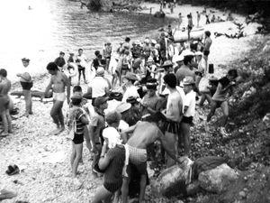 Maxéville: nos colonies de vacances à Manerba... (7)
