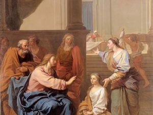 Iconographie sur Marthe et Marie