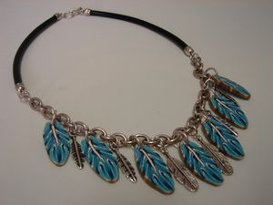 COLLIER PLUMES.................
