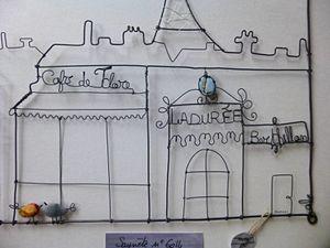Noël collection #4/5: Les Oiseaux et Nadine Delépine