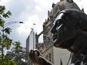 Pereira - Bogota - 370 km - De la Cordillière centrale à la Cordillière orientale