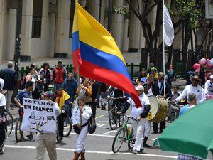 Bogota - Villa de Leyva - 288km