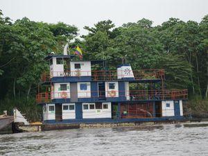 Villa de Leyva - Cartagena - 673 km - Changements de cap
