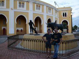Paraguachon (Colombie) - Caracas (Vénézuela) - 987 km - Surprises!