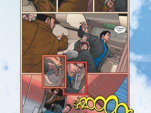 Grayson tome #2, la preview !