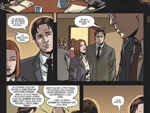 The X-Files tome #2, la preview !