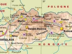 Banská Štiavnica présentation d'un petit joyau de la Slovaquie