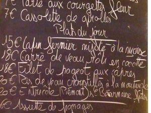 VINIVORE (Nice) VS LE CAFE DE LA FONTAINE (La Turbie)…THE BATTLE !!!