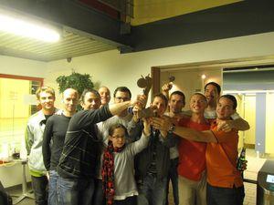 Coupe du Finistère - Résultats