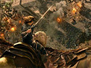 Warcraft, Le commencement... et j'ai pas franchement envie de voir la suite.