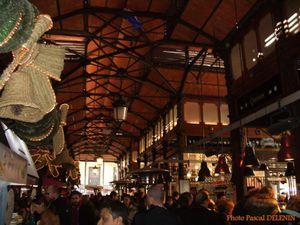 marchés de Madrid