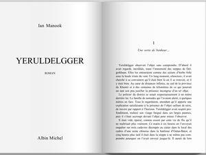 Conversation avec Ian Manook pour &quot&#x3B;Yeruldelgger&quot&#x3B;