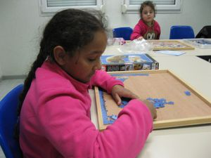 Atelier Puzzle - novembre 2013