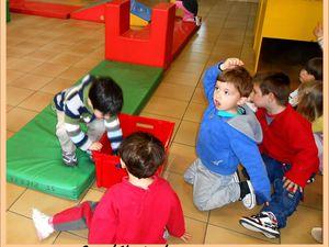 Premiers pas à l'école maternelle ! (TPS et PS)