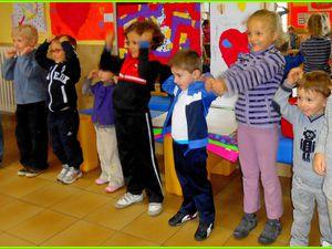 Matinée inter-classes  ( maternelles )