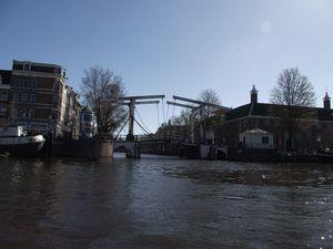 Sous les ponts ...d'Amsterdam