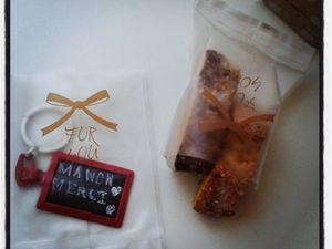 Cadeaux des maîtresses de mes choupinettes :)
