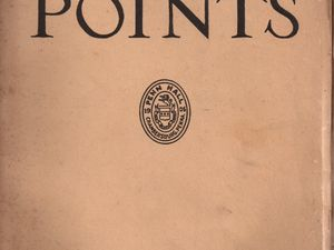 Penn Points n°2, Vol. XXIV, de juin 1949.
