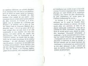 La préface de l'éditeur.