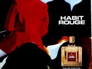 Habit Rouge de GUERLAIN