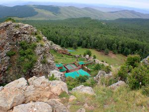 The Orkhon Valley