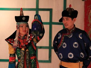 A bit of Mongolian culture