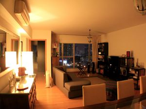 Our new home in Kowloon