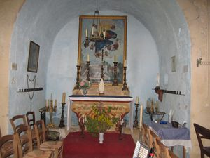 chapelle de HUBAGES et de ST JACQUES