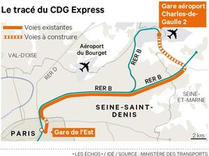 CDG Express : le point sur la mobilisation