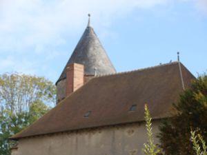 Les tours du château de Celon