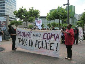 24/6 Rassemblement à Cergy pour Foued : la force de la solidarité !