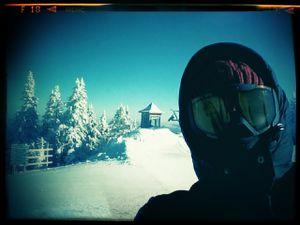 Ski par -30 ° ....