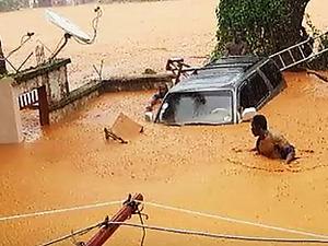 Sierra Leone : plus de 300morts dans des coulées de boue à Freetown